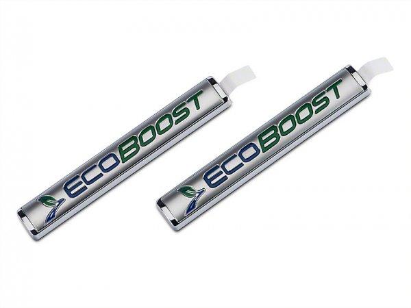 Ford Performance EB Emblem - Silber (15-21 EB) M-1447-EB