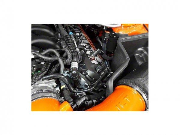 JLT V3.0 Black Oil Separator - Fahrerseite (11-17 GT, 12-13 BOSS 302, 15-17 GT350) 3011D-B