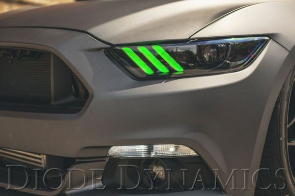 Diode Dynamics Multicolor DRL LED Board US Modell (15-17 All)