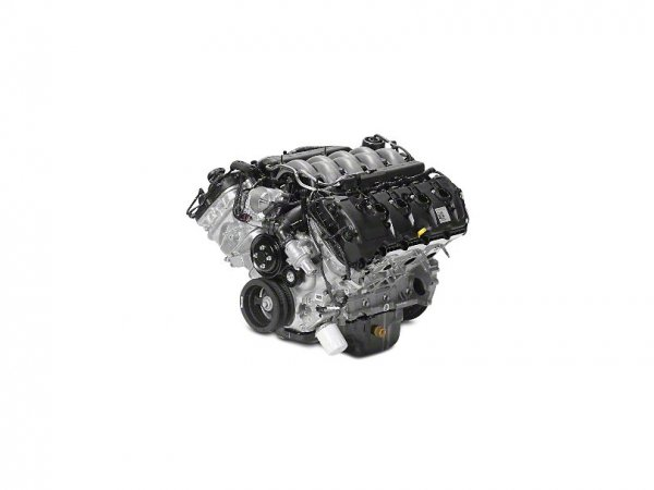 Ford Performance Coyote 5.0L 4V 435 PS Kistenmotor (15-17 GT mit Automatikgetriebe) M-6007-M50AAUTO