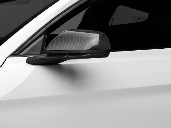 MMD Carbon-Spiegelabdeckungen (15-21 GT, EB, V6 mit Spiegelsignalen) 394303
