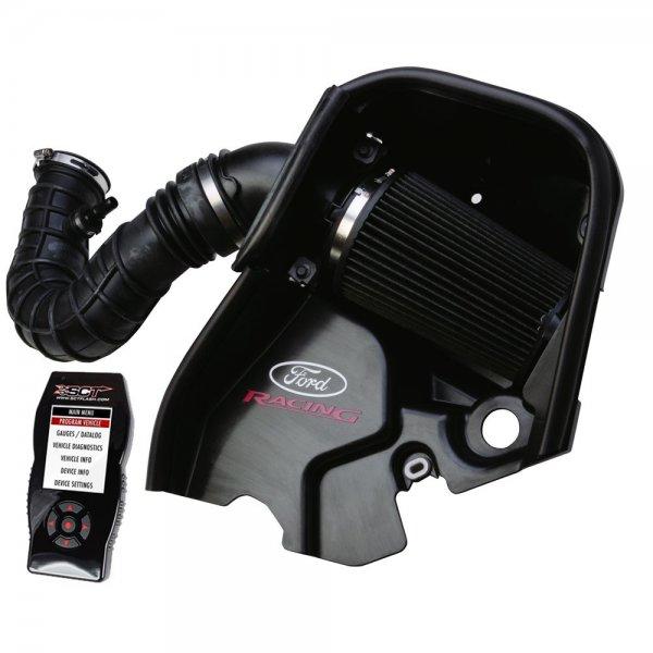 Ford Performance Tuner Kaltluftansaugung mit XCalibrator 4 Programmer Kit V6 (05-09 V6)