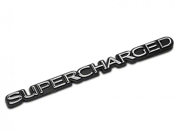 SpeedForm Supercharged Emblem 389613