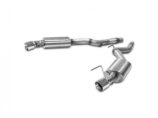 Hurst Elite Series Auspuff (15-17 V6) 6350027