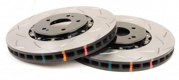 Bremsenupgrade Kit DBA 5000 2-Teilig + Pedders Beläge – Vorderachse (15-21 GT)