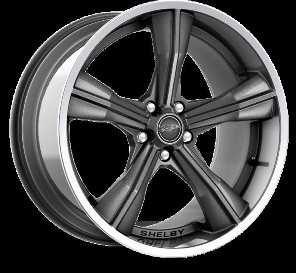 Shelby CS11 Felge 20 Zoll - Gunmetal (05-20 All) Z92-CS11-G