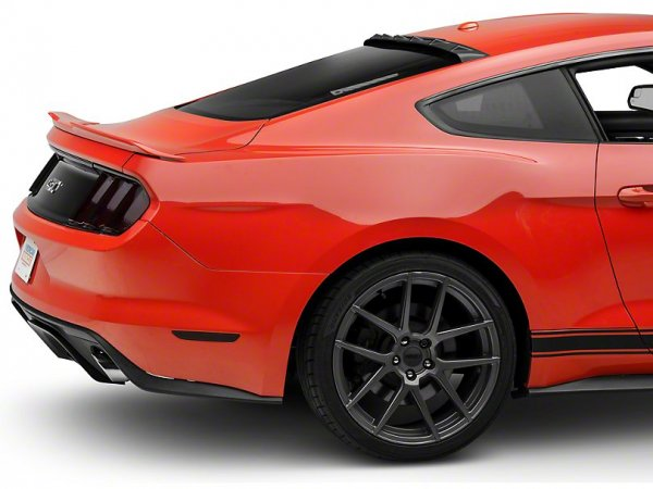 MP Concepts Dachspoiler - Mattschwarz (15-20 All Fastback) 398113