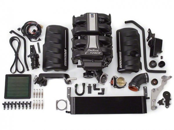 Edelbrock E-Force Stufe 3 Professional Kompressor - Tuner Kit (11-14 GT) 1589