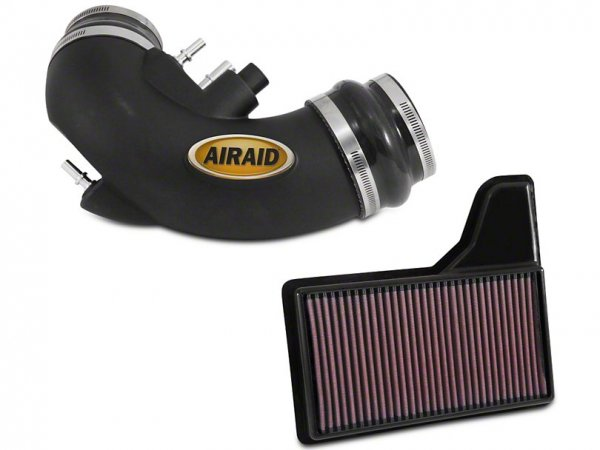 Airaid Jr. Ansaugschlauch Kit - SynthaFlow geölte Filter (15-17 GT) 450-732