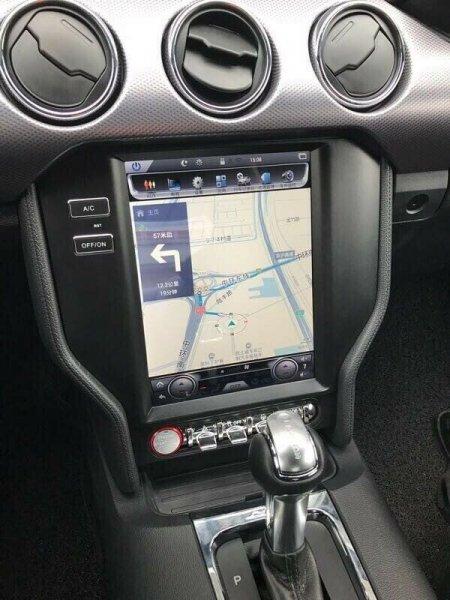 12,1 Zoll Bildschirm Tesla Style Navigation GPS Radio Android 8.1 (15-21 All)