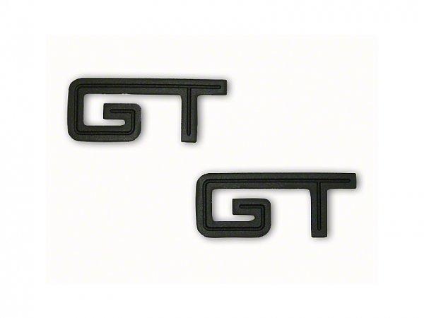 Defenderworx Matt Schwarz GT Emblem (79-20 All) 900758