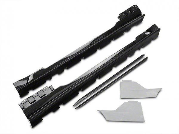 Saleen S302 Carbon Seitenschweller (15-20 All) 58-009-00003-01