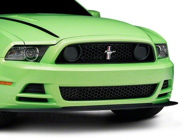 Ford Boss 302 Grill mit Emblem (13-14 GT, 2013 BOSS 302) 8R3Z-16228-A