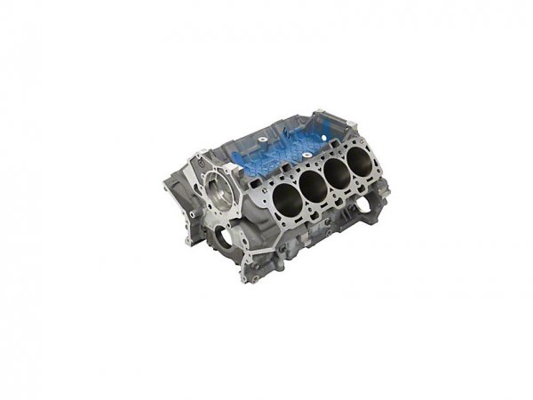 Ford Performance 5.0L 4V Aluminium-Motorblock - Race-Block (11-14 GT) M-6010-M50R