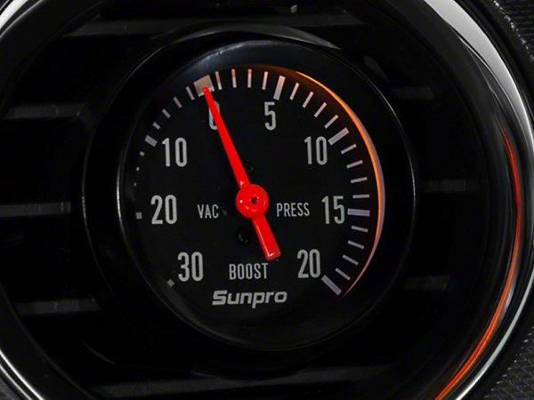 Bosch Black Styleline Boost / Vakuummeter - Mechanisch (79-21 All) SP0F000050
