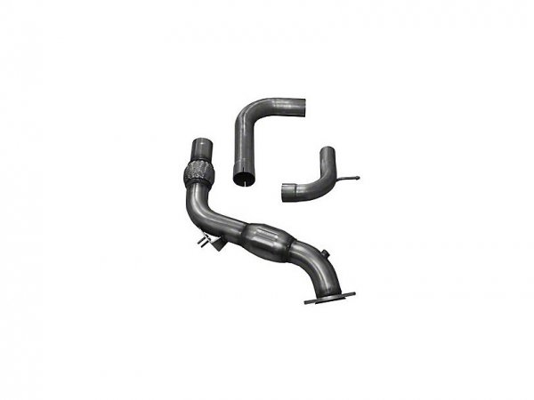 Corsa 3 in. Catted Down-Pipe (15-18 EB) 14344