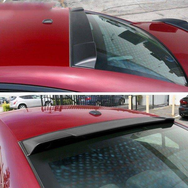 IKON Motorsports IK Style Dachfenster Spoiler (CHARGER 11-21 SRT)