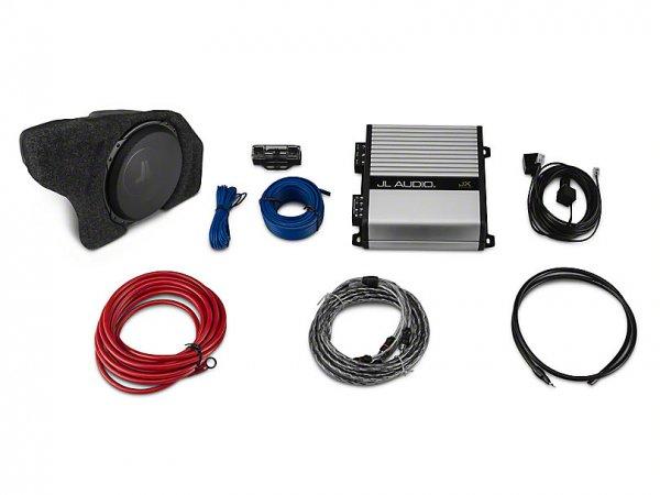Raxiom von JL Audio Subwoofer Upgrade Kit (15-21 Fastback mit werkseitigem Subwoofer) 393867