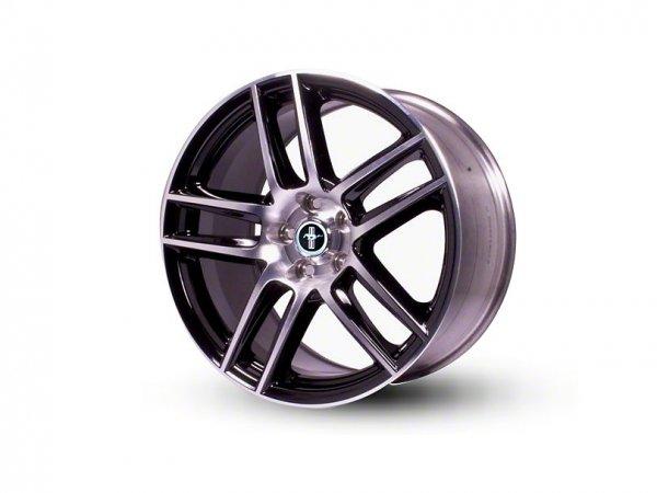 Ford Performance Boss 302S Gloss Black Felge 19 Zoll (05-14 All)