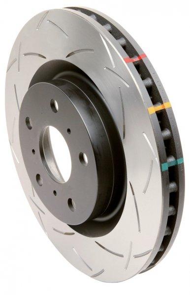 DBA Performance 5000er Series Bremsscheiben Set Vorderachse (Challenger / Charger mit 6K) 52102