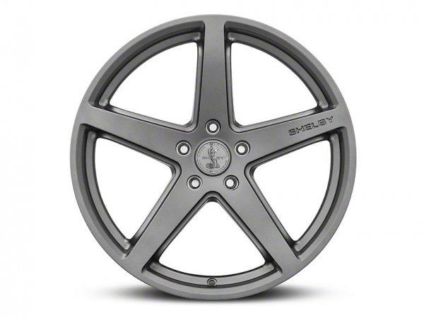 Shelby Style SB201 Anthrazit Felge - 19 x 9,5 / 10,5 oder 20 x 9,5 (15-20 GT, EB, V6)