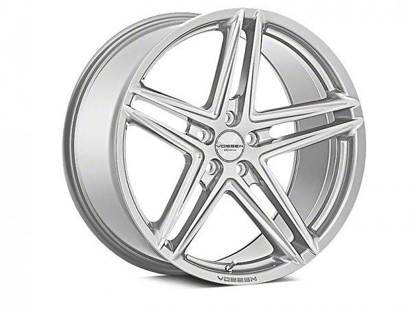 Vossen VFS-5 Silber Metallic Felge - 20x9 und x10,5 (15-21 All)