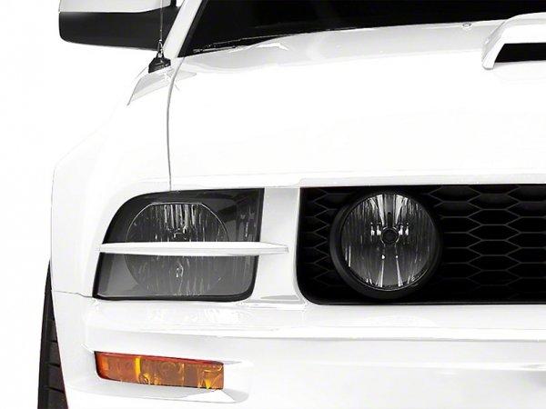 MMD Scheinwerfer Splitters - Unlackiert (05-09 GT, V6) 98600-00