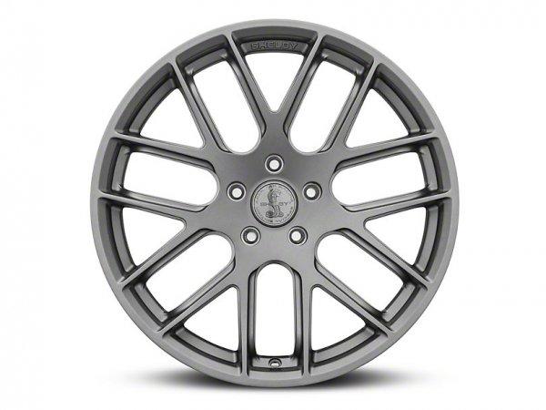 Shelby Style SB202 Anthrazit Felge - 19 und 20 Zoll (15-21 GT, EB, V6)