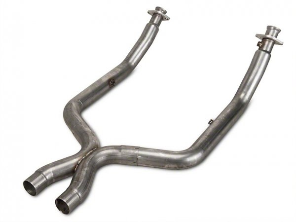 Stainless Works Off-Road X-Pipe (11-14 GT500) GT11ORX