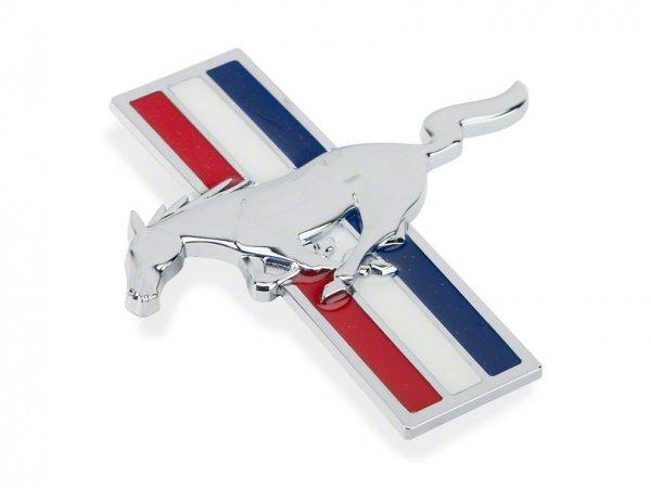Ford Boss 302 Kühlergrill Pony Emblem 8R3Z-16228-A