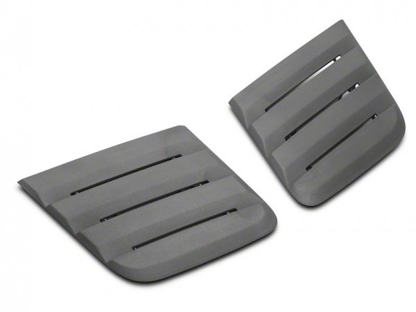 Roush Style Haubenentlüftungen - Haubenlüftung (18-21 GT, EB)