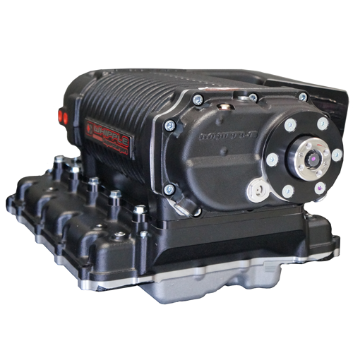 WHIPPLE 4.5l Kompressor Tuner Kit (15-17 Challenger / Charger HC, DM, TH) WPL-WK-3200TB