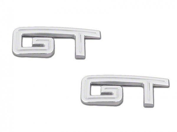 Defenderworx Chrome GT Emblem (79-21 All) 900757