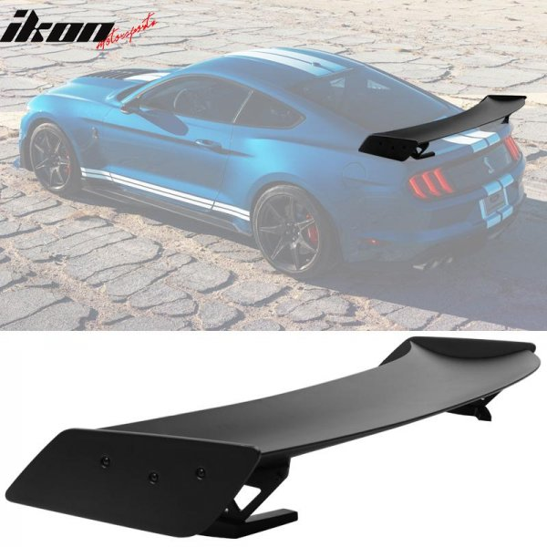 IKON Motorsports Shelby GT500 Big Rear Spoiler (15-21 All)