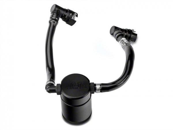 JLT V3.0 Black Oil Separator - Beifahrerseite (18-21 GT / Bullitt) 3024P-B