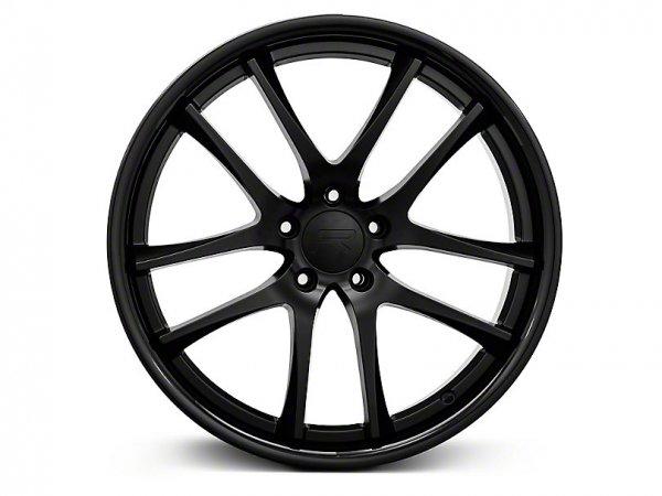 Rovos Cape Town Satin Black Felge - 20 Zoll - 8,5 / 10 (15-20 GT, EB, V6)