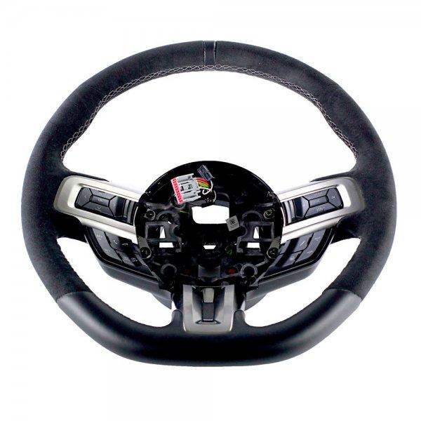 Ford GT350 Alcantara Lenkrad schwarz/schwarz (18-20 All) JR3Z-3600-AB