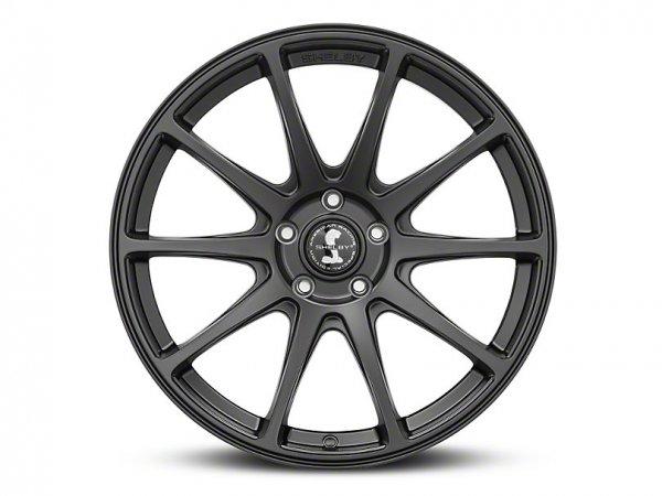 Shelby Style SB203 Satin Black Felge - 19 und 20 Zoll (15-21 GT, EB, V6)