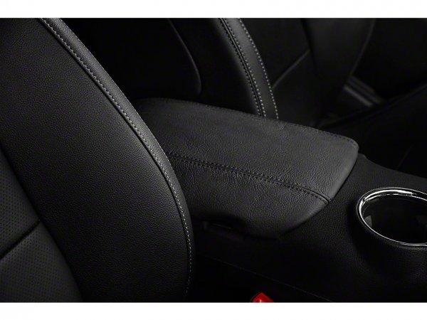 Alterum Premium Leder Armlehnenbezug - Schwarze Nähte (15-21 All) 389286