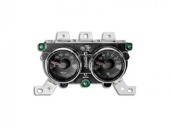 Ford Performance Center Instrument Öldruck und Vakuum / Boost-Anzeigen-Kit (15-20 GT mit Performance M-10849-A