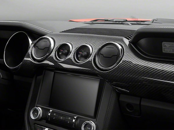 Trufiber Carbon Interieur Kit (15-21 GT mit Performance Pack, EB) TC10026-LG250
