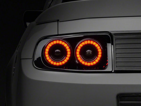 Raxiom Smoked Dual-Halo LED Rückleuchten (13-14 All) 397461