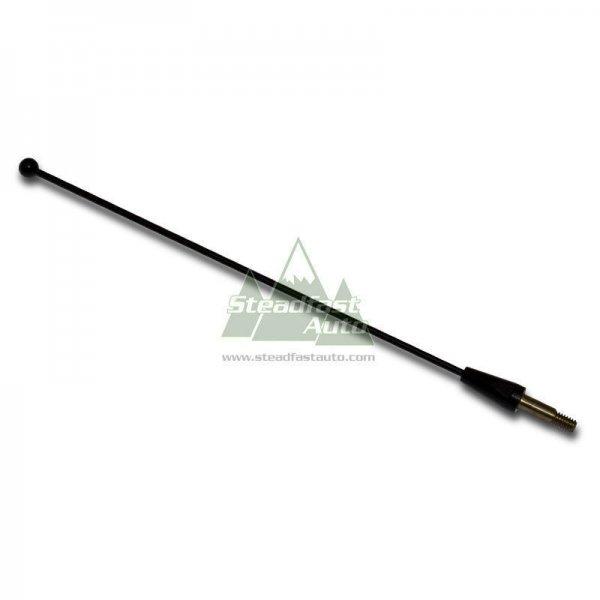 8 Zoll schwarze feste Antenne (05-09 All) 8-MUSA