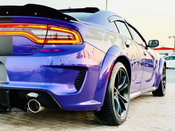 HELLCAT 2020 Style Full Set - Front & Rear Bumper, Wide Body, Diffuser, Side Skirts (CHARGER 15-20)
