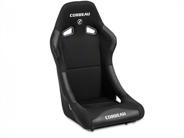 Corbeau Forza Sitz - Schwarz (79-21 All) 29101