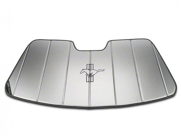 Covercraft UVS100 Hitzeschild - Tri-Bar Pony Logo (15-18 All) UF11372F