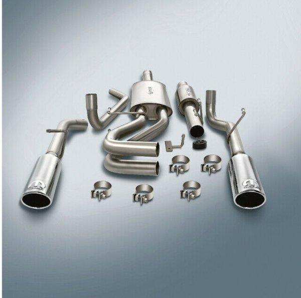 MOPAR Performance Komplettanlage Edelstahl (09-19 RAM 1500 5.7L) P5155280
