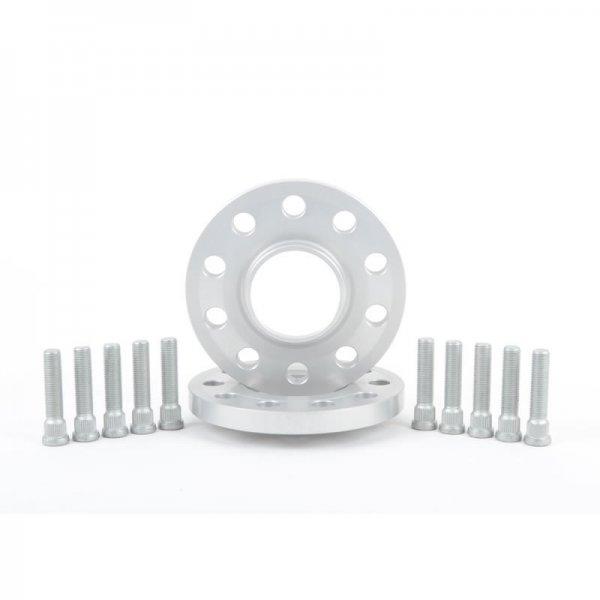 H&R TRAK Spurverbreiterung DRS 26 mm silber (05-14 All)