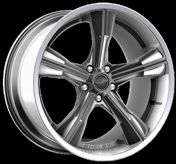Shelby CS11 Felge 20 Zoll - Silber (05-20 All) Z92-CS11-B