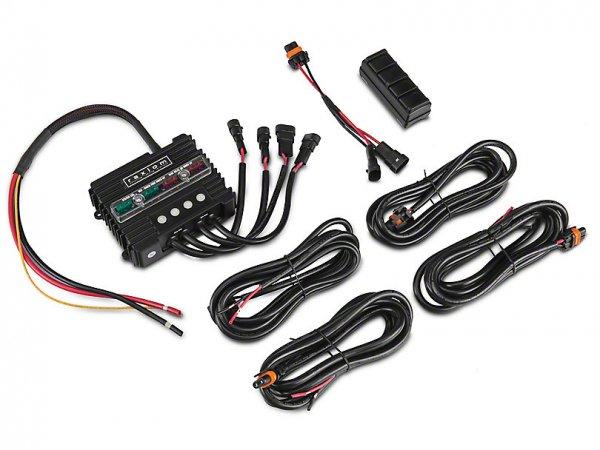 Raxiom 4 Kanal Wireless 12 V Controller (15-21 All) 397672